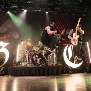 GOOD CHARLOTTE AT THE FILLMORE