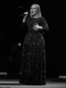 ADELE AT THE WELLS FARGO CENTER