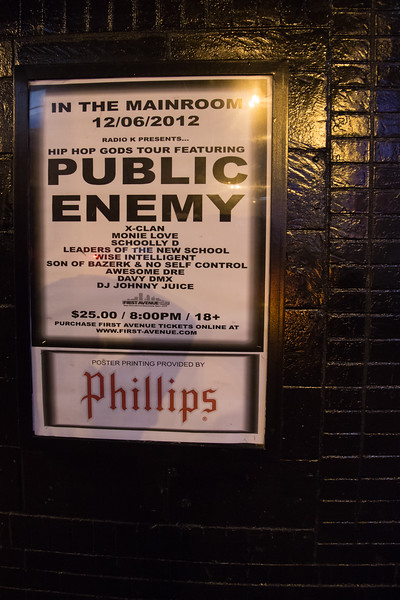 Hip Hop Gods Tour Featuring Public Enemy