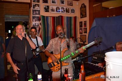 Bill Miller, Royce Cofield, Sonny Skyyz, Jeff Hawthorne, Billy Burch