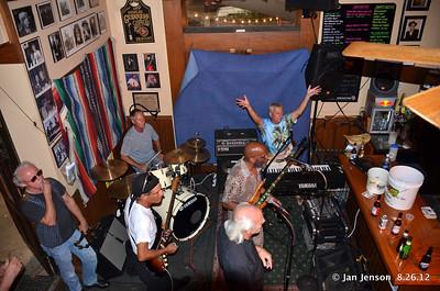 Jeff Hawthorne, Royce Cofield, Bill Miller, Sonny Skyyz, Billy Burch