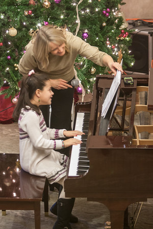 Holiday Recital 2012