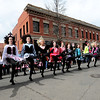 "The McTeggart Irish Dancers are usually a hit with the parade  crowd.<br /> The 2012 World's Shortest St Patrick's Day Parade was held in front of Conor O'Neill's off the Pearl Street Mall in Boulder.<br /> For more photos and a video, go to  <a href=""http://www.dailycamera.com"">http://www.dailycamera.com</a>.<br /> Cliff Grassmick / March 11, 2012"