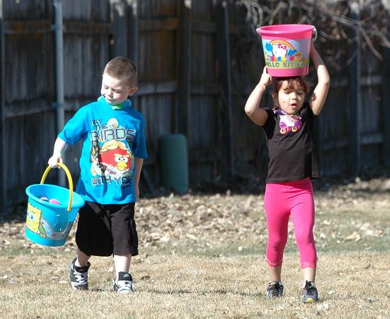 City of Lafayette Easter Egg Hunt