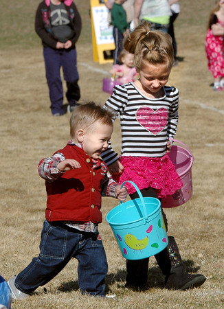 City of Lafayette Easter Egg Hunt