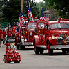 "Fire trucks of many eras were included in the parade.<br /> The Niwot Rotary Club and the Niwot Business Association hosted the Niwot Fourth of July festival and parade on Sunday.<br /> For more photos of the parade, go to  <a href=""http://www.dailycamera.com"">http://www.dailycamera.com</a>.<br />  Cliff Grassmick / July 4, 2010"