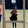 "Emily Nenemaker, a 4th-grader, launches her pumpkin at a target for class.<br /> Students at Coyote Ridge Elementary School in Broomfield, combine science with Halloween with pumpkin launchings on Wednesday.<br /> For a video  and more photos of the pumpkin launch at Coyote Ridge Elementary, go to  <a href=""http://www.broomfieldenterprise.com"">http://www.broomfieldenterprise.com</a>.<br /> Cliff Grassmick  / October 31, 2012"