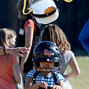 "Haylee Thao, a 2nd-grader, launches her pumpkin at a target for class.<br /> Students at Coyote Ridge Elementary School in Broomfield, combine science with Halloween with pumpkin launchings on Wednesday.<br /> For a video  and more photos of the pumpkin launch at Coyote Ridge Elementary, go to  <a href=""http://www.broomfieldenterprise.com"">http://www.broomfieldenterprise.com</a>.<br /> Cliff Grassmick  / October 31, 2012"