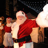 "Mr. and Mrs Santa Claus wave to the crowd after switching on the lights for the holidays.<br /> Santa Claus flipped  the switch that lit up the Pearl Street Mall and Boulder County Courthouse, as well as the star on Flagstaff Mountain.<br /> For a video of the activities, go to  <a href=""http://www.dailycamera.com"">http://www.dailycamera.com</a>.<br /> Cliff Grassmick  / November 18, 2012"
