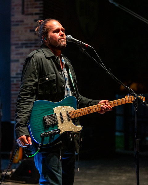Citizen Cope on the Main Stage at Holler on the Hill. Photo by Tony Vasquez