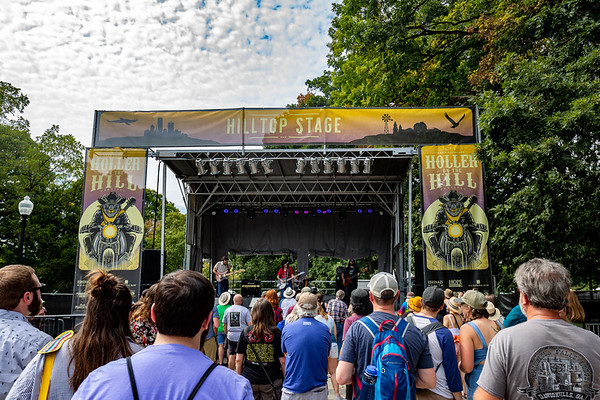 Holler on the Hill September 21, 2019. Photo by Tony Vasquez