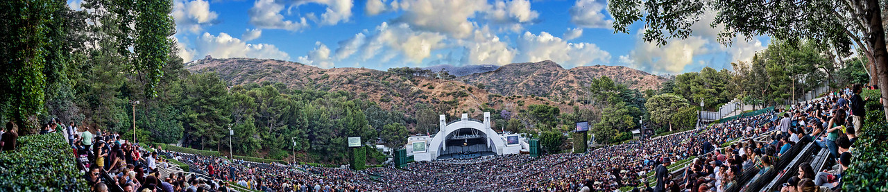 Hollywood Bowl June 2009