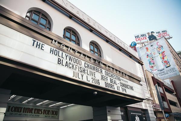 Hollywood Chamber Orchestra Blackfish LIVE