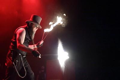 Hellzapoppin Circus Sideshow @ TivoliVredenburg - 2018