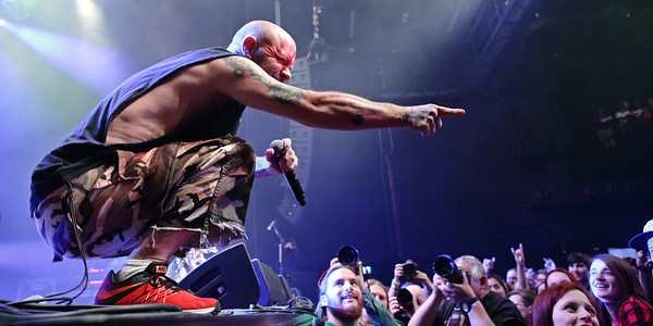 Five Finger Death Punch @ 013 - 2017