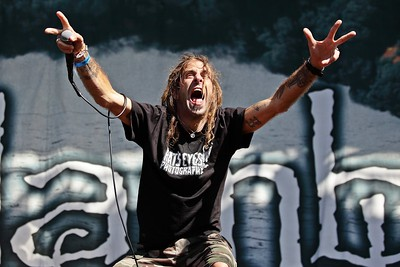Lamb of God @ FortaRock - 2015