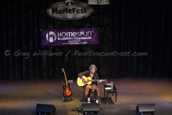 Homespun Stage MerleFest 2012