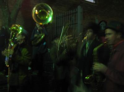 Veveritse at Davis Square plaza, 7pm