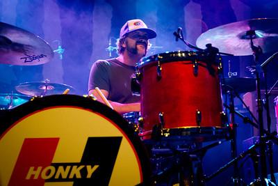 Honky, 1/20/2013, The Regency Ballroom, San Francisco