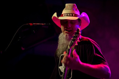 Honky, 1/20/2013, The Regency Ballroom, San Francisco