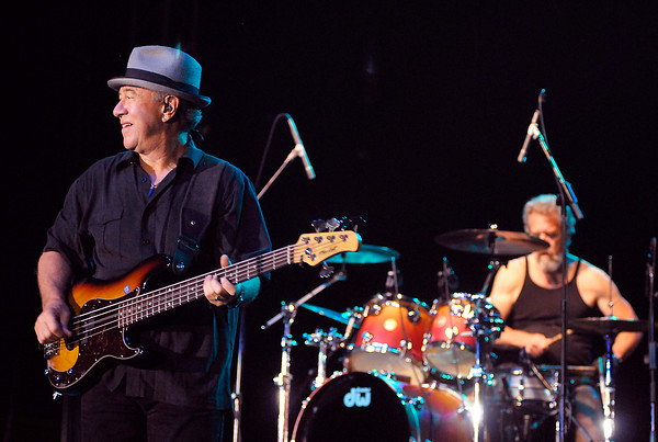 Creedence Clearwater Revisited performed at Hoosier Park Racing & Casino Friday evening.