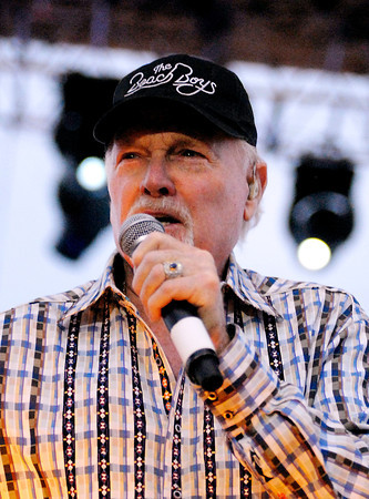 The Beach Boys performed Saturday evening at Hoosier Park Racing & Casino in the last concert of their Summer Concert Series.