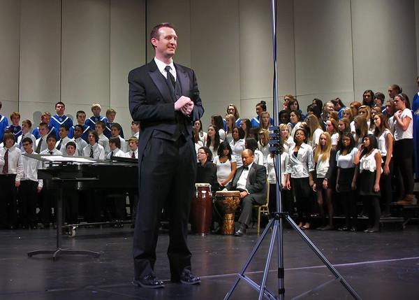 Hopkins High School Choir 2011