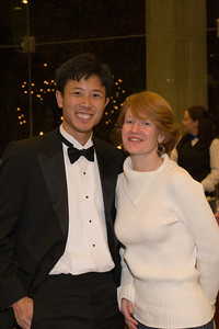 Eric Peng -- HSO 25th anniversary post-concert Gala
