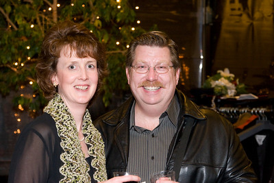 Karen & Chris Yanson -- HSO 25th anniversary post-concert Gala