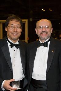 Keith Kaneda & Steve Haaser -- HSO 25th anniversary post-concert Gala