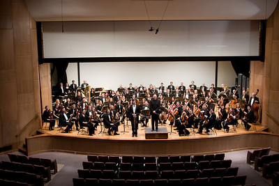 Hopkins Symphony Orchestra, Jed Gaylin Music Director -- March 2008