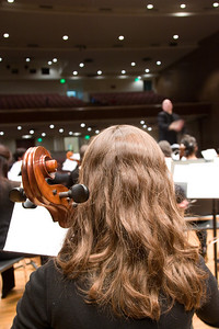 Hopkins Symphony Orchestra, March 2008