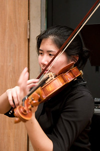 Catherine Liow -- Hopkins Symphony Orchestra, March 2008