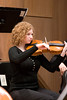 Katy Dubina, viola -- Hopkins Symphony Orchestra, March 2008
