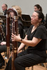 Melissa Feliciano, contrabassoon -- Hopkins Symphony Orchestra, March 2008