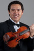 Patrick Hu, violin, co-winner of the 2010 Hopkins Symphony Orchestra Concerto Competition
