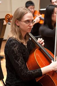 Anna Sliva -- Hopkins Symphony Orchestra, March 2011