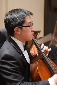Jeffrey Chu -- Hopkins Symphony Orchestra, March 2011