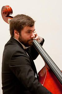 Tommy Nelson, bass -- Hopkins Symphony Orchestra, March 2011