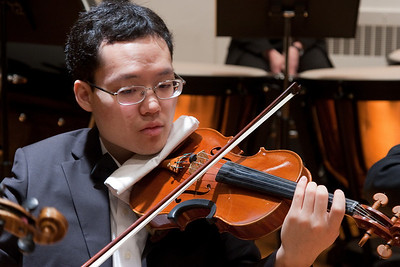 Brian Lee -- Hopkins Symphony Orchestra, March 2011