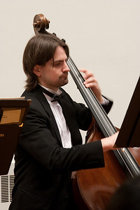 Charles Ermer, bass -- Hopkins Symphony Orchestra, March 2011