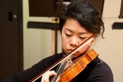 Janice Chen -- Hopkins Symphony Orchestra, March 2011