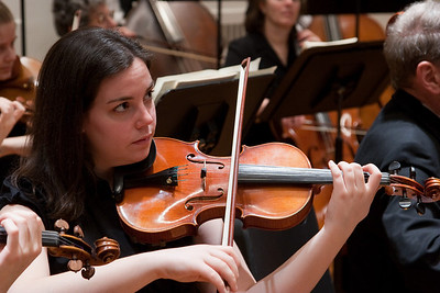 Allie Kornbluh -- Hopkins Symphony Orchestra, March 2011