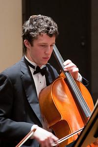 Matthew Morris -- Hopkins Symphony Orchestra, March 2011
