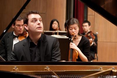 Hopkins Symphony Orchestra, March 2011