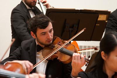 Nick Bourland --Hopkins Symphony Orchestra, March 2011