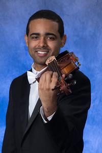 Jordan Elum, violin, 2016 HSO Concerto Competition Winner  Hopkins Symphony Orchestra, Baltimore, MD