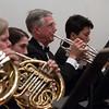 Tom Shields, trumpet -- Hopkins Symphony Orchestra, April 2017