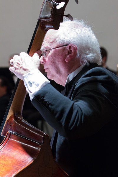 David Starck -- Hopkins Symphony Orchestra, April 2017