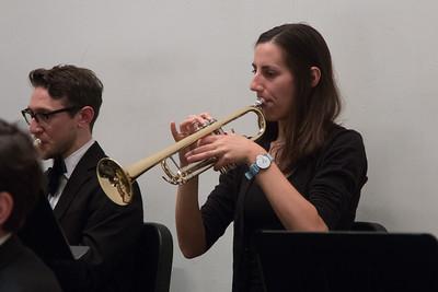 Erin Zaroukian -- Hopkins Symphony Orchestra, April 2017